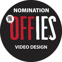 The Offies Nomination Video Design Logo