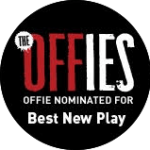 The Offies Nomination Best New Play Logo