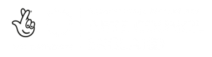 ACE Lottery Funded logo, reads 'Supported using public funding by Arts Council England'